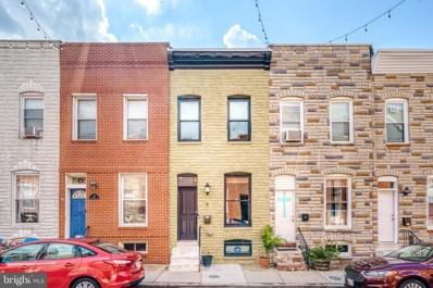 8 S Robinson Street, Baltimore, MD 21224 - #: MDBA522156