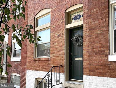 508 S Luzerne Avenue, Baltimore, MD 21224 - #: MDBA522184
