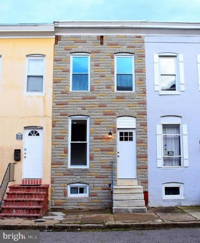 1351 Ward Street, Baltimore, MD 21230 - #: MDBA522212