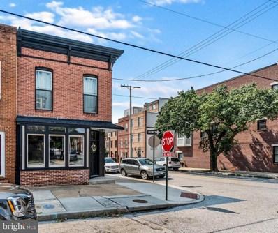 3401 Elliott Street, Baltimore, MD 21224 - #: MDBA522280