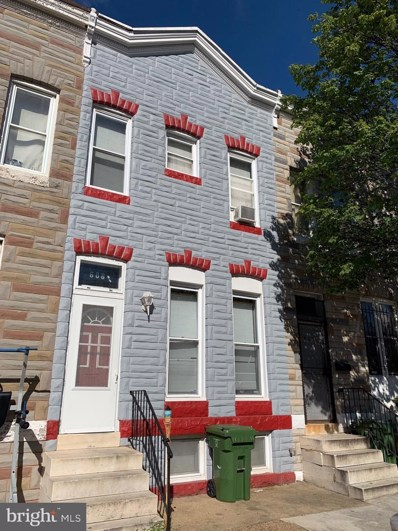 608 Appleton Street, Baltimore, MD 21217 - #: MDBA522410