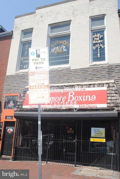 506 S Broadway, Baltimore, MD 21231 - #: MDBA522430