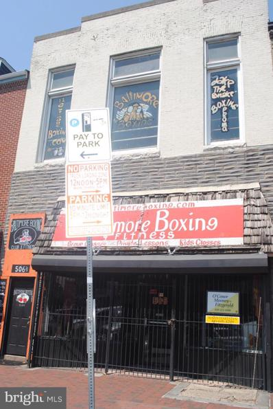506 S Broadway, Baltimore, MD 21231 - #: MDBA522430