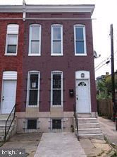701 Appleton Street, Baltimore, MD 21217 - #: MDBA522448