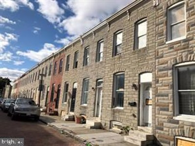 528 N Belnord Avenue, Baltimore, MD 21205 - #: MDBA522454