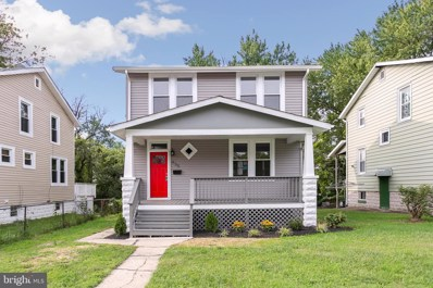 635 Tunbridge Road, Baltimore, MD 21212 - #: MDBA522464