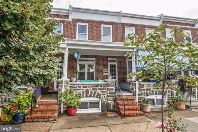 3659 Chestnut Avenue, Baltimore, MD 21211 - #: MDBA522518