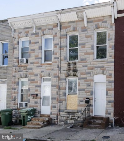 309 Furrow Street, Baltimore, MD 21223 - MLS#: MDBA522526