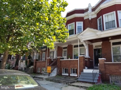 2581 Edmondson Avenue, Baltimore, MD 21223 - #: MDBA522564