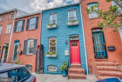 116 S Castle Street, Baltimore, MD 21231 - #: MDBA522590