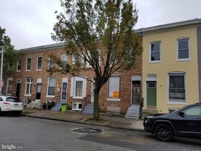 1717 Cole Street, Baltimore, MD 21223 - #: MDBA522600