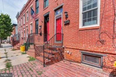 232 E Barney Street, Baltimore, MD 21230 - #: MDBA522628