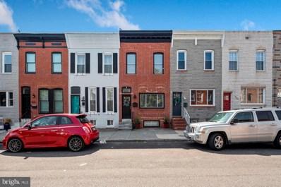 3517 Claremont Street, Baltimore, MD 21224 - #: MDBA522634
