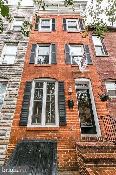 1112 S Potomac Street, Baltimore, MD 21224 - #: MDBA522650