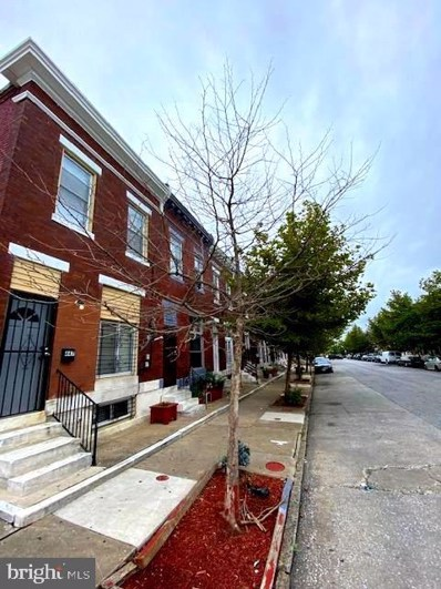 447 N Linwood Avenue, Baltimore, MD 21224 - #: MDBA522712