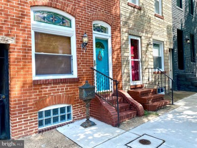 2212 Bank Street, Baltimore, MD 21231 - #: MDBA522736
