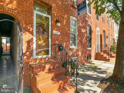 1267 William Street, Baltimore, MD 21230 - #: MDBA522826