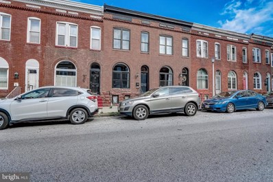 1509 Patapsco Street, Baltimore, MD 21230 - #: MDBA522844