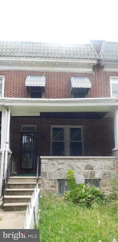 2018 Braddish Avenue, Baltimore, MD 21216 - #: MDBA522858