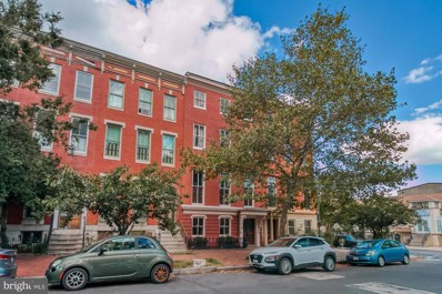 1502 Hollins Street, Baltimore, MD 21223 - #: MDBA522872