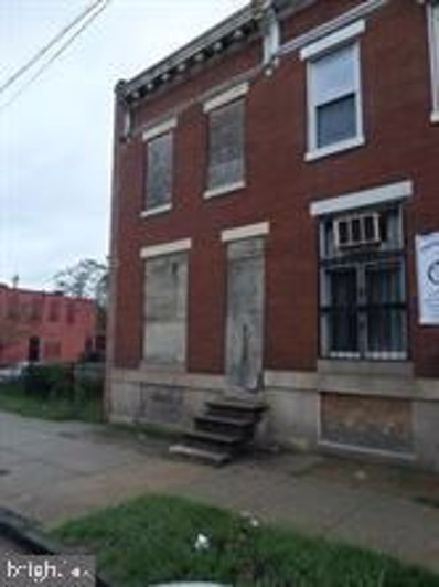 2504 E Preston Street, Baltimore, MD 21213 - #: MDBA522894