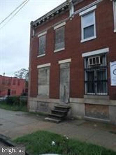 2504 E Preston Street, Baltimore, MD 21213 - MLS#: MDBA522894