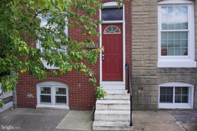2433 Jefferson Street, Baltimore, MD 21205 - #: MDBA522924