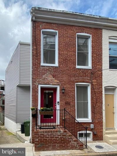 602 Hyson Street, Baltimore, MD 21230 - #: MDBA522934