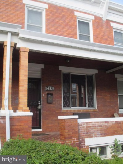 3428 Dudley Avenue, Baltimore, MD 21213 - #: MDBA522938
