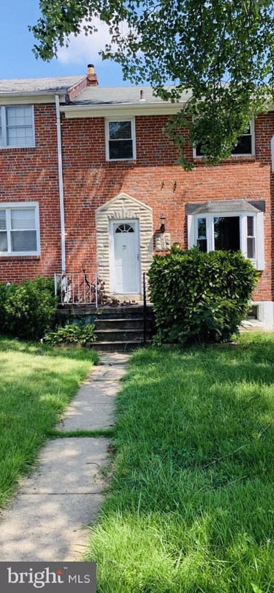 1926 Woodbourne Avenue, Baltimore, MD 21239 - #: MDBA522972
