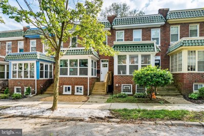 809 Venable Avenue, Baltimore, MD 21218 - #: MDBA523038