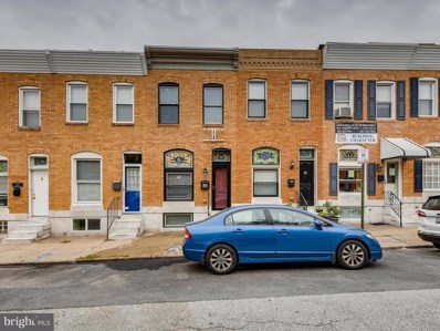 718 S Curley Street, Baltimore, MD 21224 - #: MDBA523042