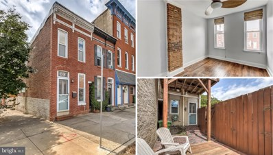 2521 Fait Avenue, Baltimore, MD 21224 - #: MDBA523056