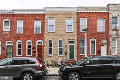 124 Burnett Street, Baltimore, MD 21230 - MLS#: MDBA523078