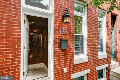 126 N Collington Avenue, Baltimore, MD 21231 - #: MDBA523124
