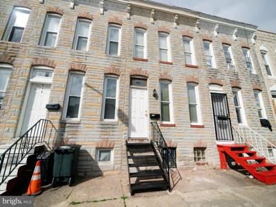336 S Woodyear Street, Baltimore, MD 21223 - #: MDBA523132