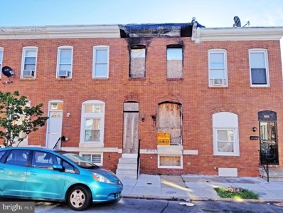 603 N Decker Avenue, Baltimore, MD 21205 - #: MDBA523136