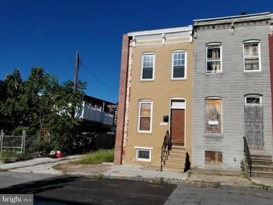 1602 N Regester Street, Baltimore, MD 21213 - #: MDBA523140