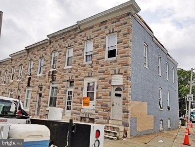 2557 McHenry Street, Baltimore, MD 21223 - #: MDBA523144