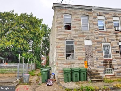 2230 Christian Street, Baltimore, MD 21223 - #: MDBA523150