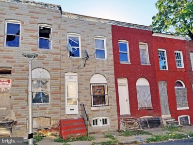 1711 N Regester Street, Baltimore, MD 21213 - #: MDBA523152