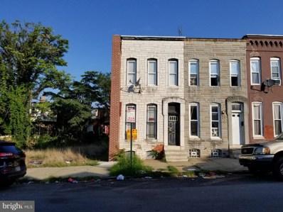 1608 Clifton Avenue, Baltimore, MD 21217 - #: MDBA523158