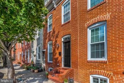 1435 Battery Avenue, Baltimore, MD 21230 - #: MDBA523250