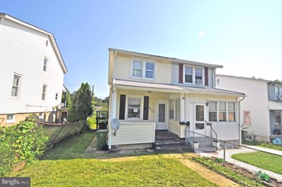 4400 Woodlea Avenue, Baltimore, MD 21206 - #: MDBA523256