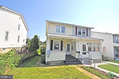 4400 Woodlea Avenue, Baltimore, MD 21206 - #: MDBA523256