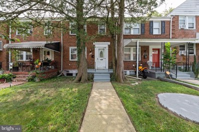 1613 Northgate Road, Baltimore, MD 21218 - #: MDBA523260