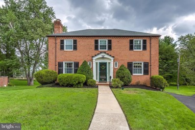 5603 Purlington Way, Baltimore, MD 21212 - #: MDBA523278