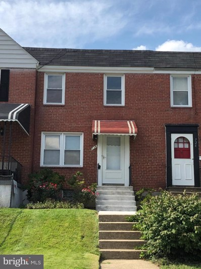 728 S Woodington Road, Baltimore, MD 21229 - #: MDBA523302