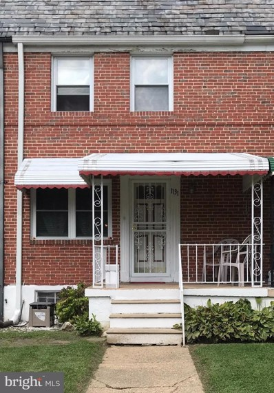 1131 Wedgewood Road, Baltimore, MD 21229 - #: MDBA523338