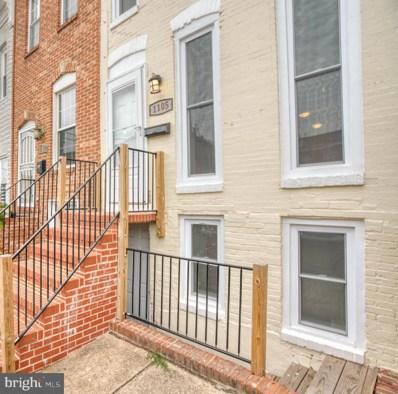 1105 Nanticoke Street, Baltimore, MD 21230 - #: MDBA523364